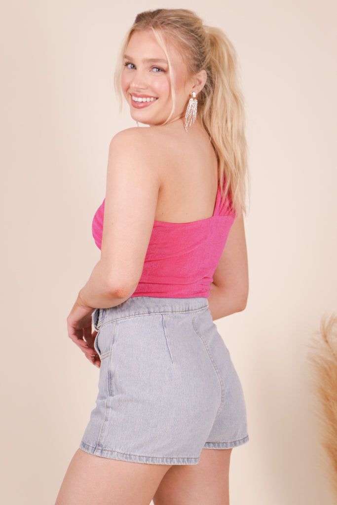 SKINNY 14K DIPPED GOLD METAL HOOPS