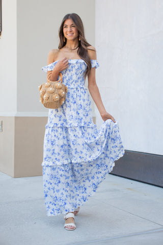 SIMPLY BLISS ROMPER
