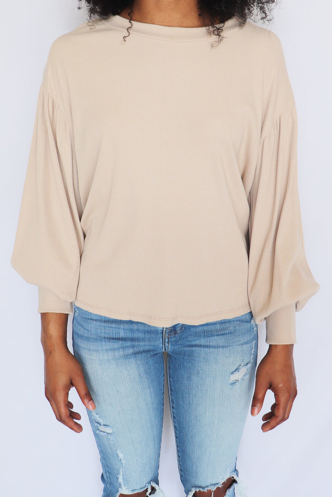 ALL LINED UP BACK TIE TOP – 2 COLORS | BLUE BLUSH Blu Spero online shopping