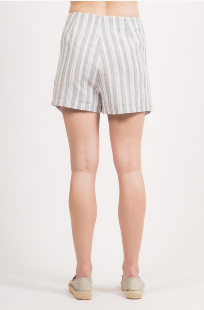 HEAD OVER HEELS STRIPED SKORT