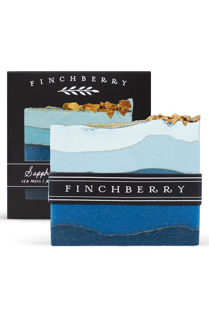 FINCHBERRY HANDCRAFTED VEGAN SOAP | FAIRE Blu Spero online shopping
