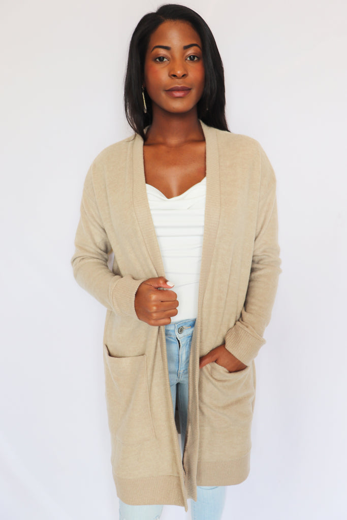 COZY TIME CARDIGAN | CHERISH Blu Spero online shopping