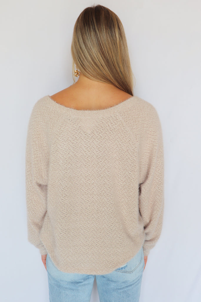 BREEZY BOHO SWEATER - 2 COLORS | HYFVE Blu Spero online shopping