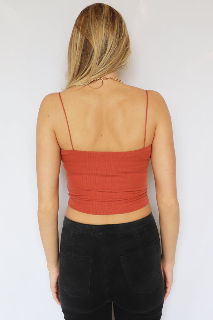 MOSTLY MINE CROP TOP - 2 COLORS | BETTER BE Blu Spero online shopping