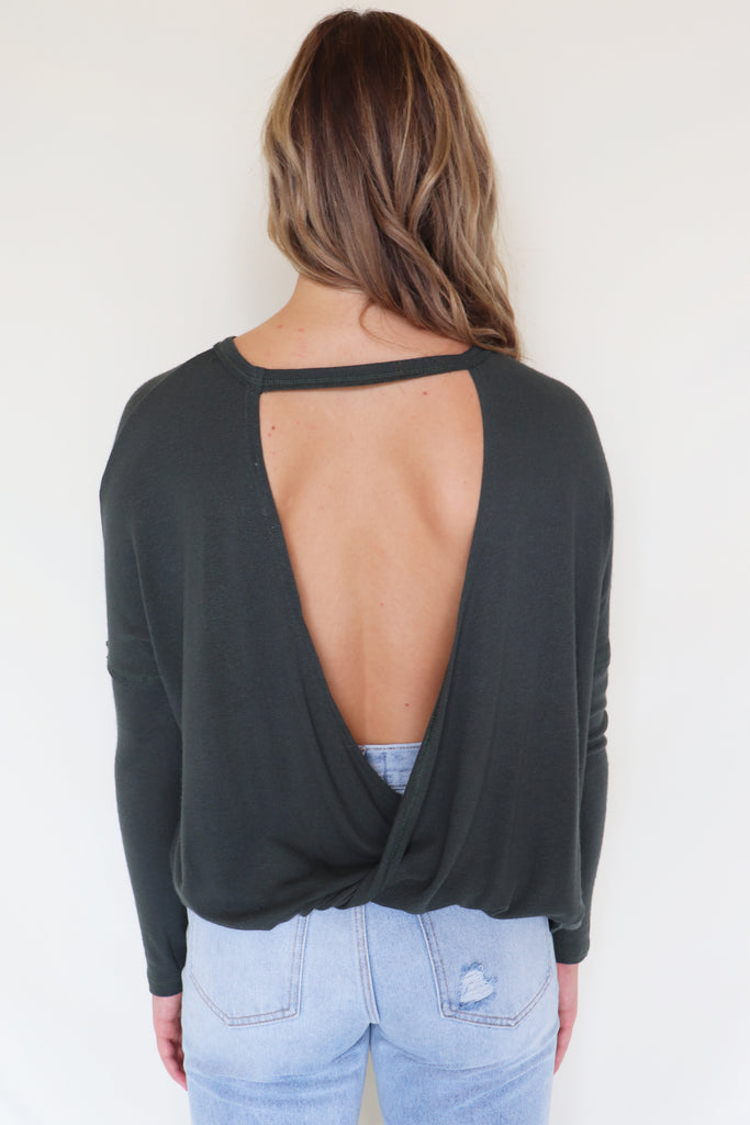 HEART SHAPED HIGHWAY DARK GREEN | SHE + SKY Blu Spero online shopping