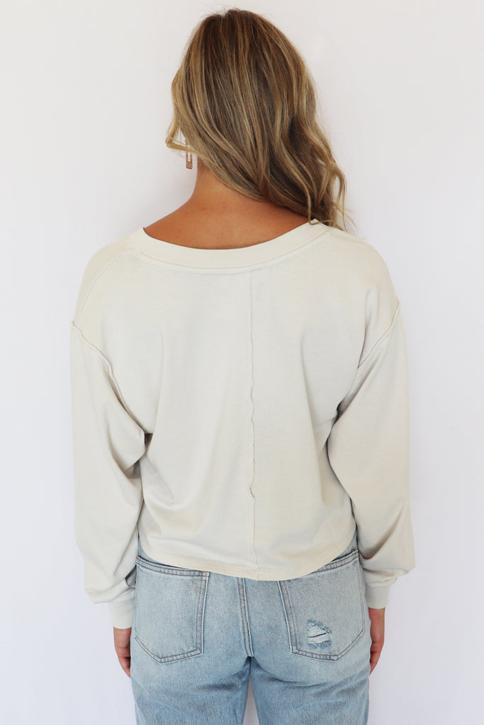 EVERY DAY LOVING PULLOVER