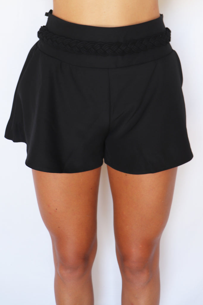 MODERN WORLD BRAIDED SHORTS | STRUT & BOLT Blu Spero online shopping