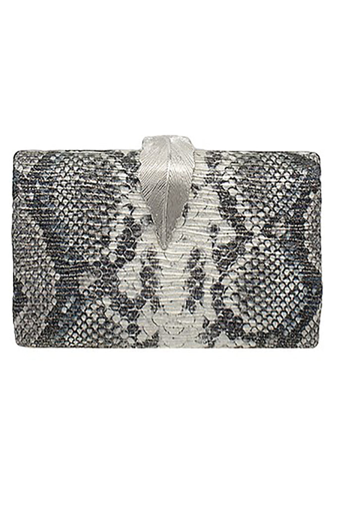 LEAF CLOSURE PYTHON CLUTCH