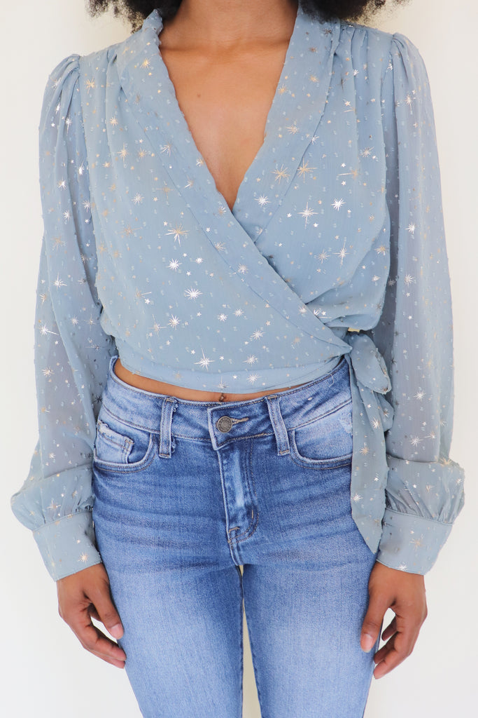 A STAR IS BORN SAGE TOP