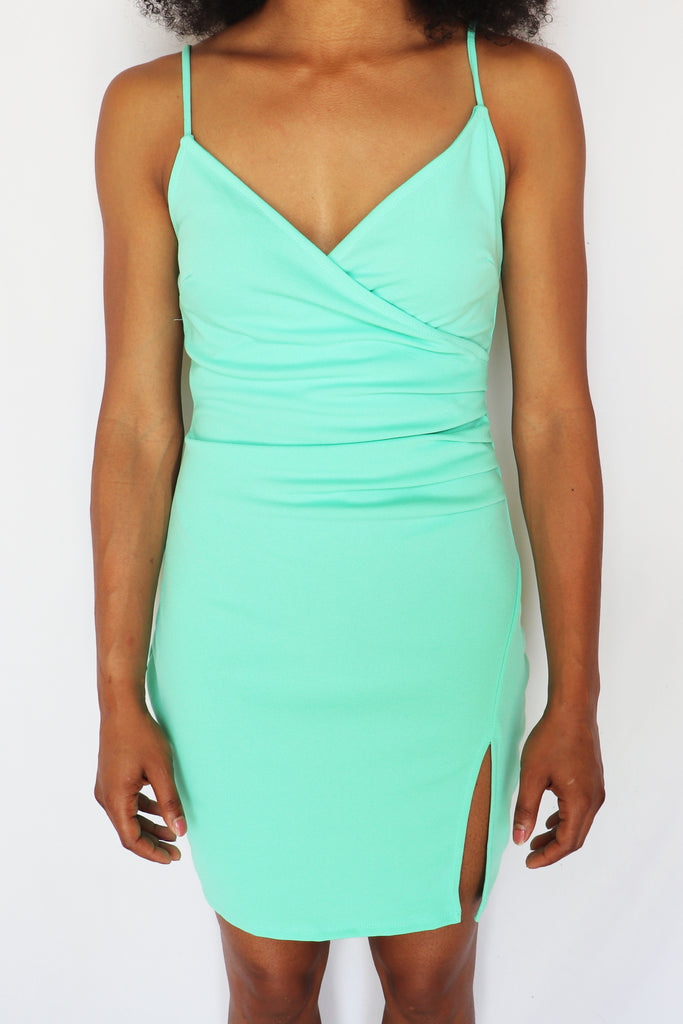 WING WOMEN STRAPPY DRESS | BLUE BLUSH Blu Spero online shopping