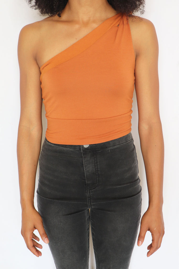 LAUGH NOW CROP TOP - 2 COLORS | FINAL TOUCH Blu Spero online shopping