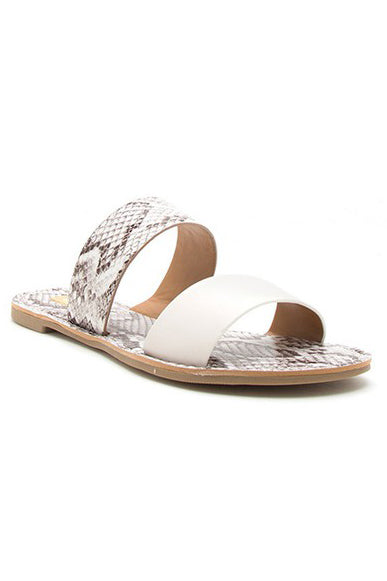 DIANA OFF WHITE SANDAL