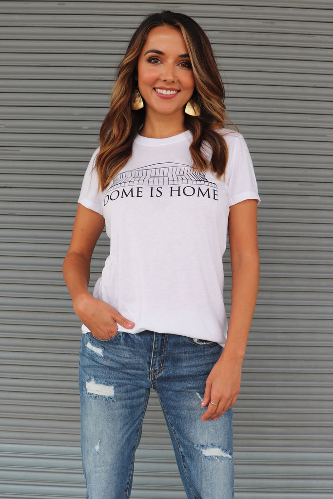 Dome is home graphic tee