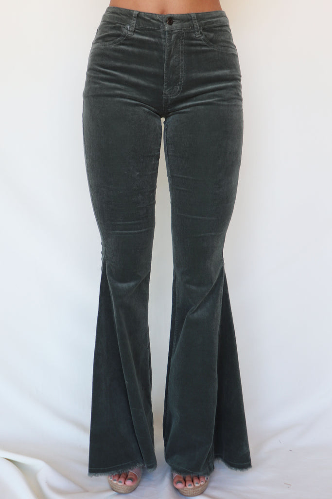 HONEST AND TRUE CORDUROY PANTS | SAINTS & HEARTS Blu Spero online shopping