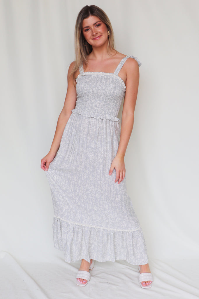 STEAL THE TOWN MAXI DRESS