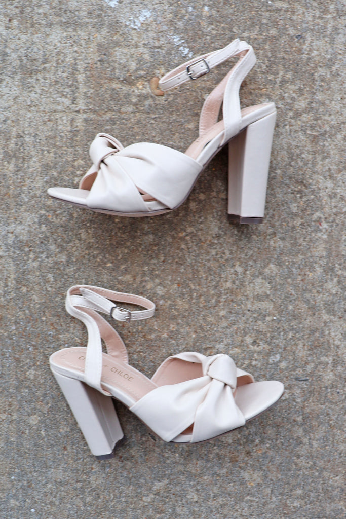 HOLLY NUDE HEEL