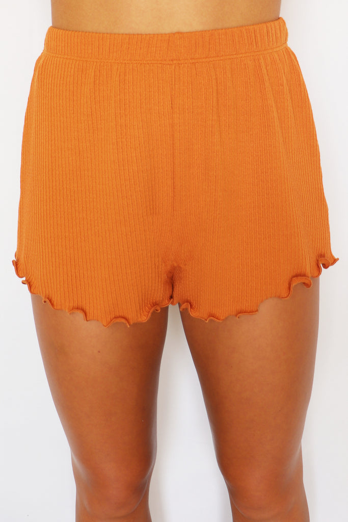 NOTHING COMPARES SHORTS | BLUE BLUSH Blu Spero online shopping