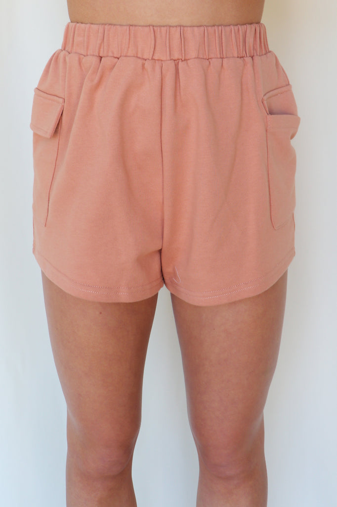 COMFORT ZONE LOUNGE SHORTS