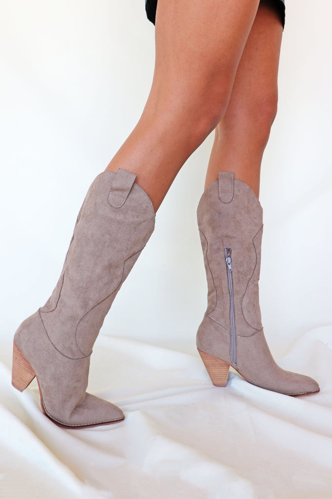 BRIELLE BOOT - 2 COLORS