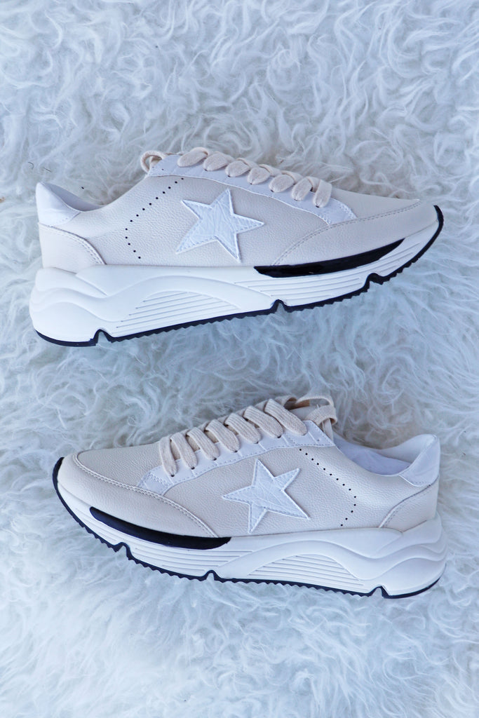 AVERY STAR SNEAKERS