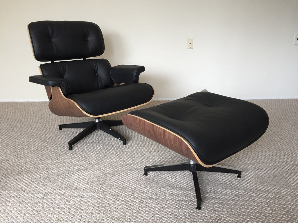 Assembly tips: Charles leather lounge chair and ottoman