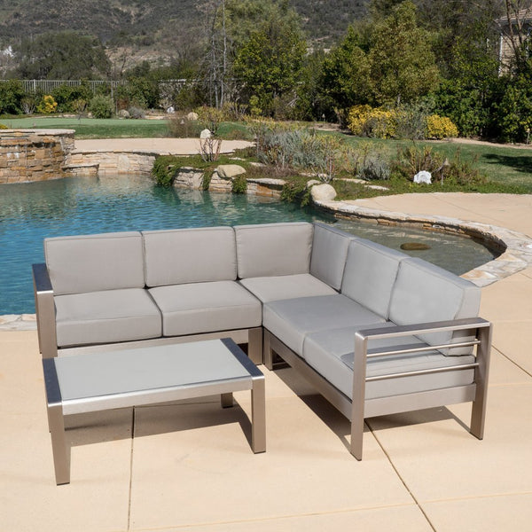 4pc Outdoor Sofa Set