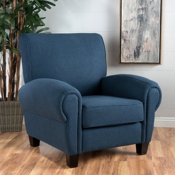 Craig Club Chair in Many Color Options