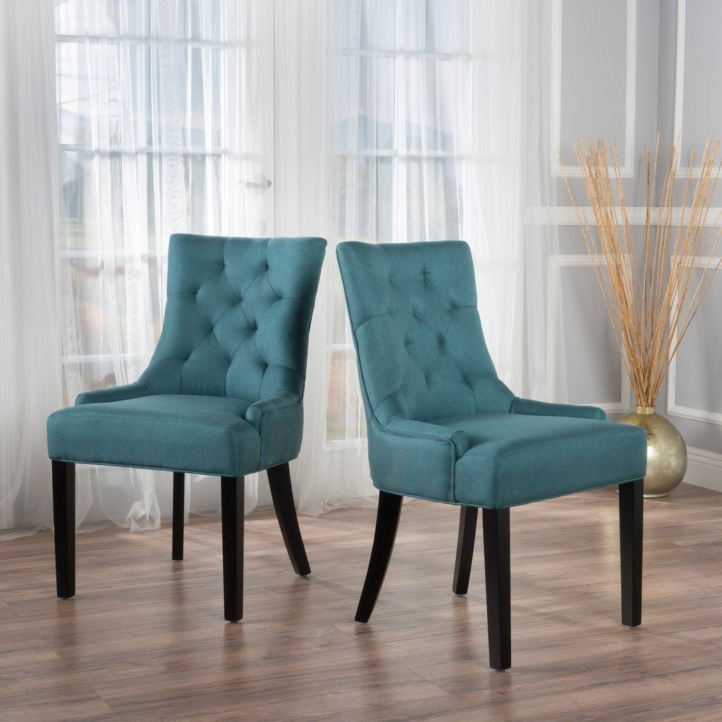 Ewing Dining/Accent Chairs (Set of 2) in Many  Color Options