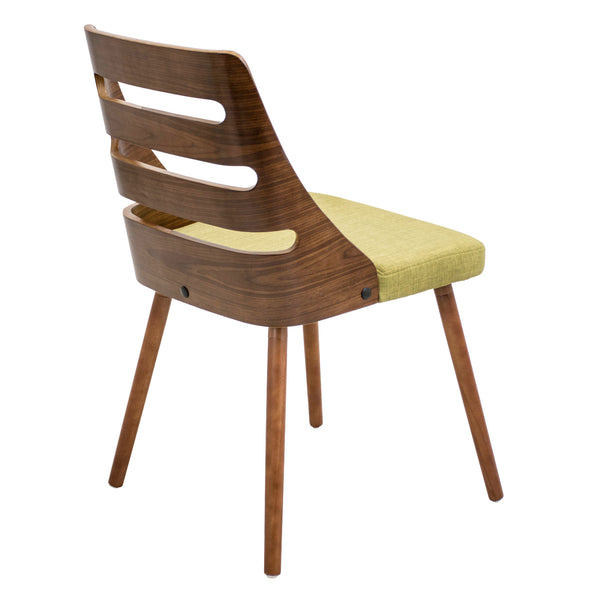 Trevi Dining Chair in Blue or Green