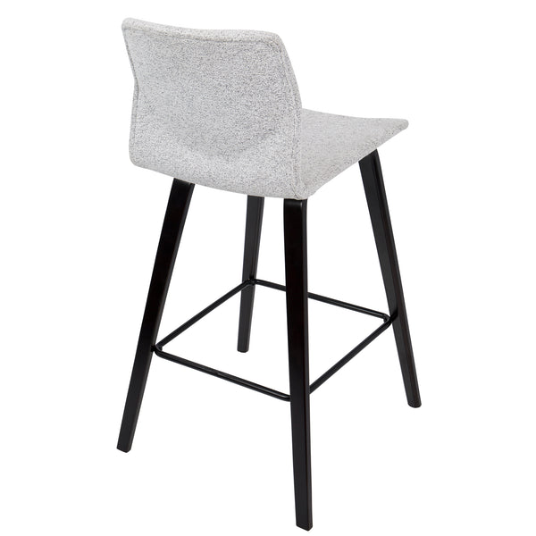 Cabo Mid-Century Modern Counter Stool (Set of 2)