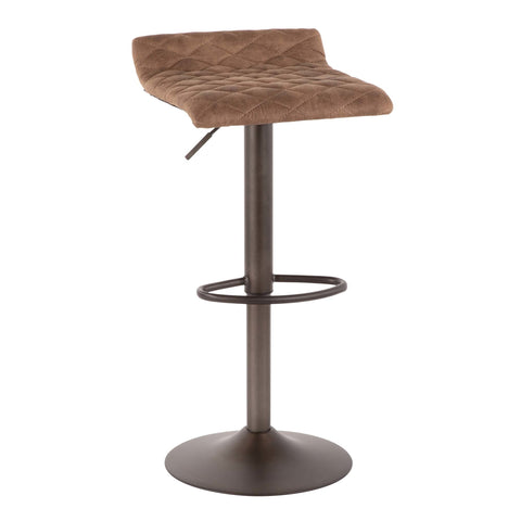 Cavale Industrial Barstool in MANY COLOR OPTIONS
