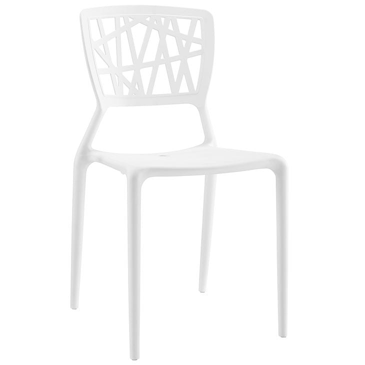 Astro Dining Side Chair in Many Colors