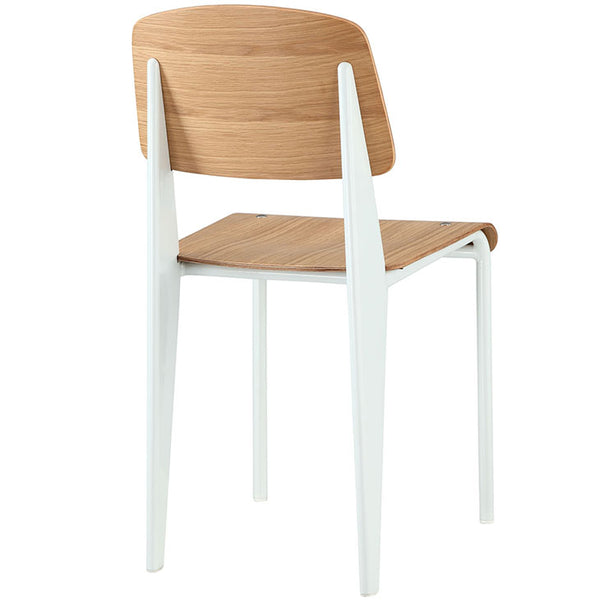 Prouve Gueridon Style Standard Dining Side Chair in Many Colors