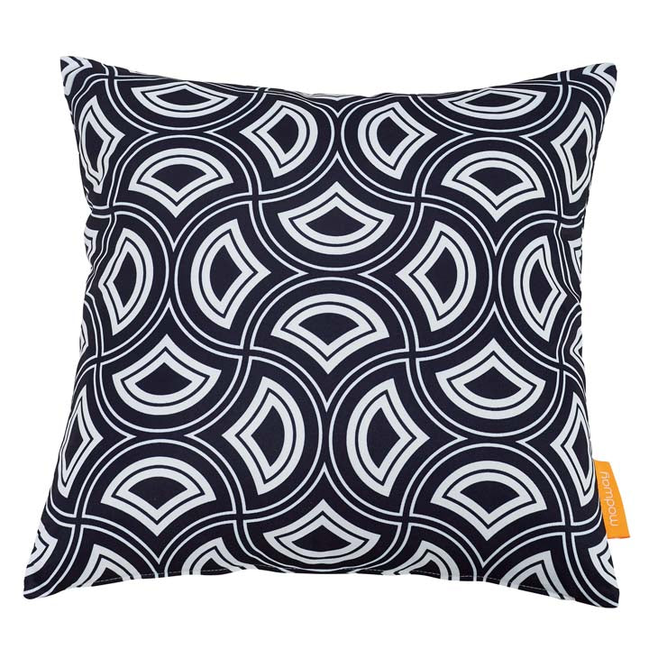 "Indoor/Outdoor 18""Sq Pillow MASK collection (1 Pillow)"