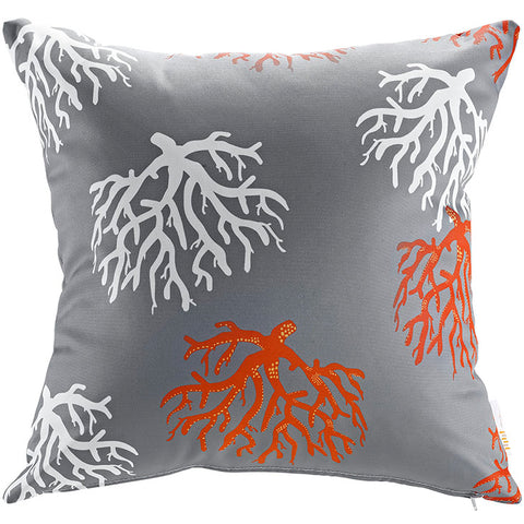 "Indoor/Outdoor 18""Sq Pillow Orchard collection (1 Pillow)"