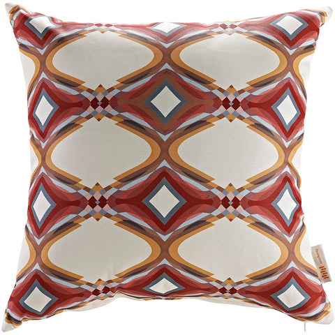 "Indoor/Outdoor 18""Sq Pillow Repeat collection (1 Pillow)"