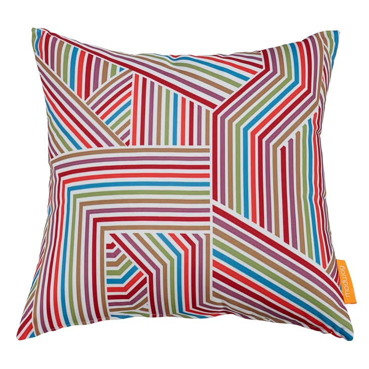 "Indoor/Outdoor 18""Sq Pillow TAPESTRY collection (1 Pillow)"