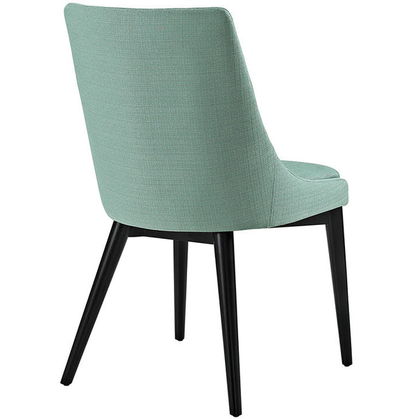 VISCOUNT FABRIC DINING CHAIR IN MANY COLOR OPTIONS