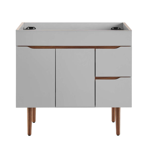 "Harvest 36"" Bathroom Vanity Cabinet (Sink Basin Not Included)"