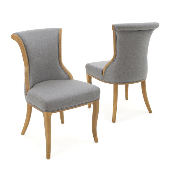 Antoinette French-Style Dining Chair (Set Of 2) in Many Color Options