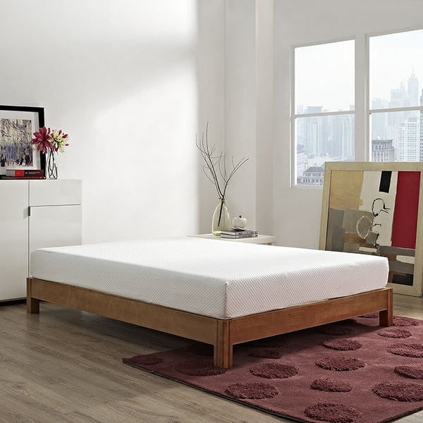 "AVELINE 8"" MEMORY FOAM MATTRESS IN TWIN, FULL, QUEEN SIZE"