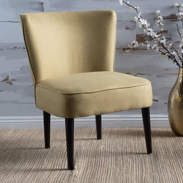Carnegie Modern & Chic Fabric Accent Chair