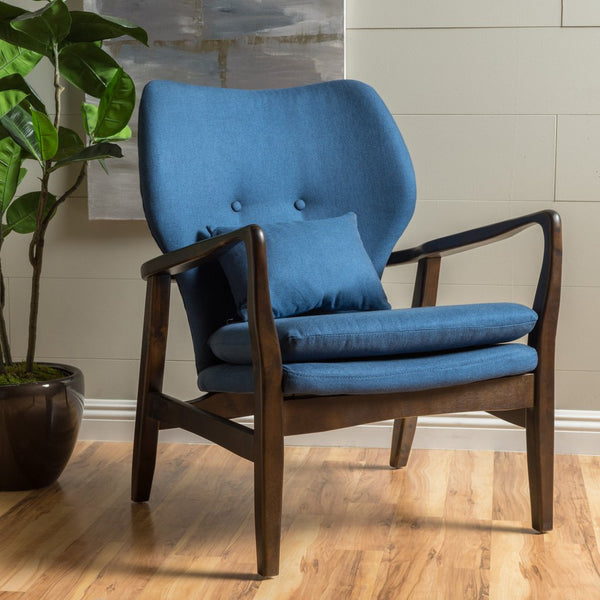 Avignon Mid Century Monder Accent Chair in Many Colors