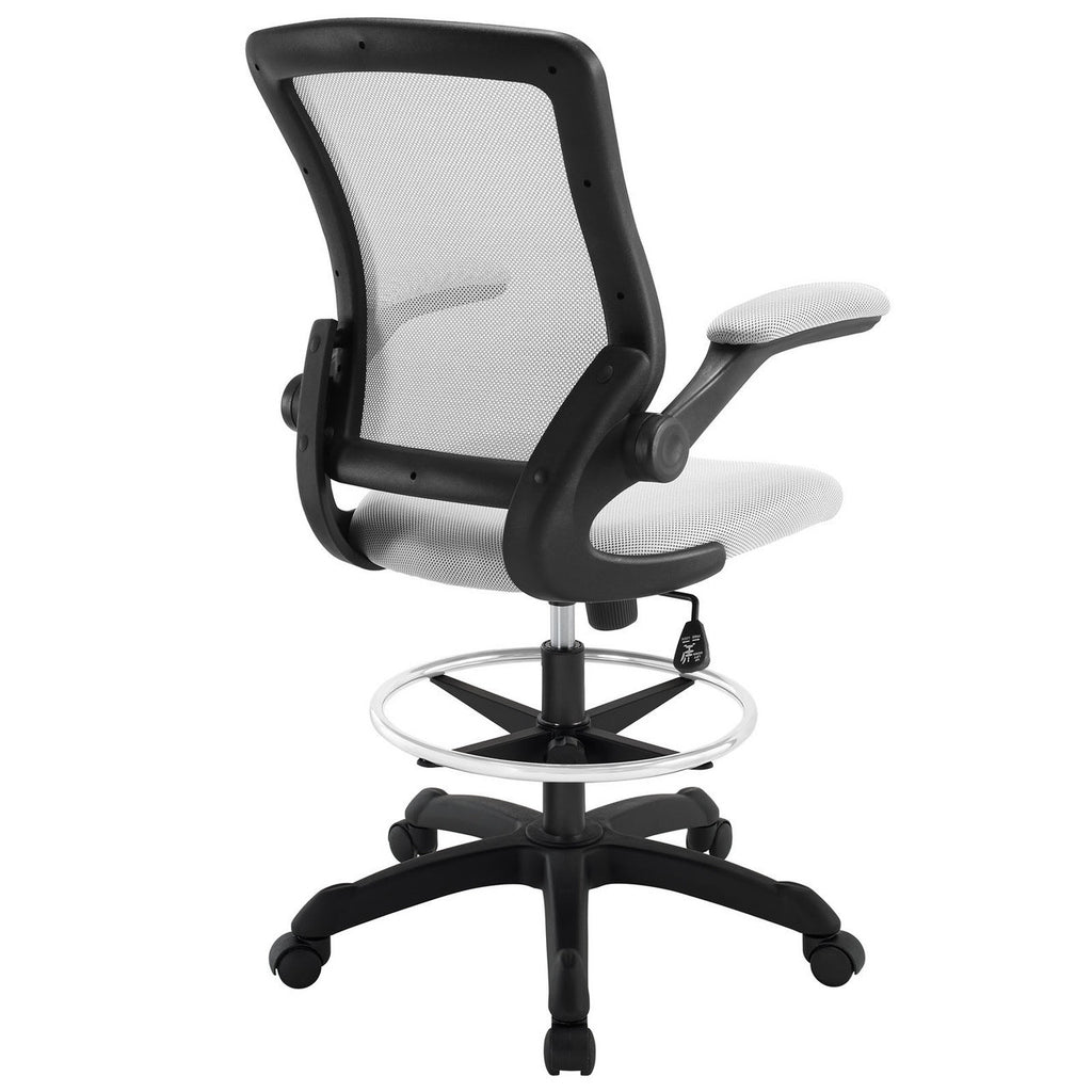 Stupendous Vee Drafting Counter Bar Height Office Task Chair In Many Colors Dailytribune Chair Design For Home Dailytribuneorg