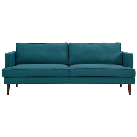 AGILE UPHOLSTERED SOFA IN MANY COLORS