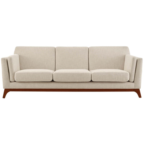 CHANCE UPHOLSTERED FABRIC SOFA IN MANY COLORS