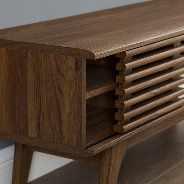 "Render 46"" Media Console TV Stand In Walnut"