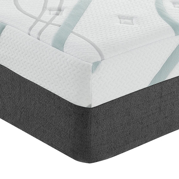 "ELYSSE CERTIPUR-US® CERTIFIED FOAM 12"" GEL INFUSED HYBRID MATTRESS IN TWIN/FULL/QUEEN/KING SIZE"