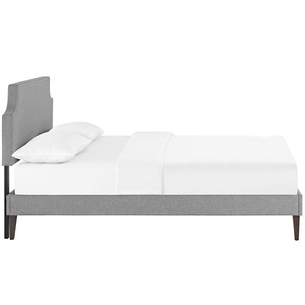 Laura Platform Bed in Twin/Full/Queen/King in MANY COLORS