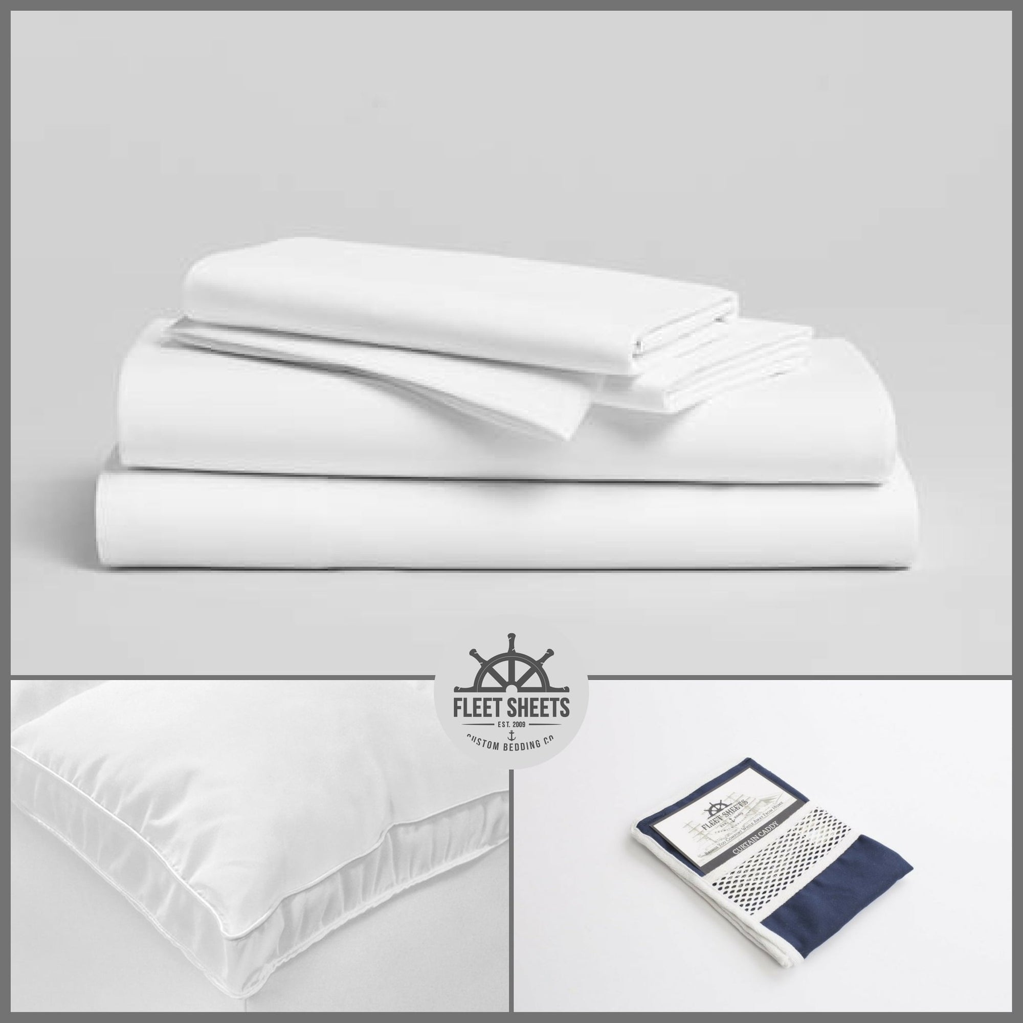 Luxury & Premium Navy Rack Sheets | Navy and Coast Guard Ships